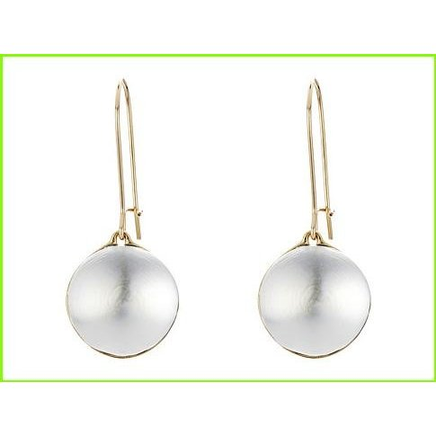 魅了 Alexis Bittar Dangling Sphere Kidney Wire Earrings アレクシス ビッター Drop Earrings WOMEN レディース Silver, 川崎町 7a6be83e