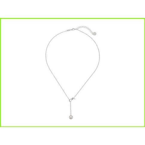 激安 Majorica Ribbon Necklace Majorica Necklace Pendants WOMEN レディース レディース Pendants Silver/White, 組み立て家具の殿堂:a54aa5c2 --- airmodconsu.dominiotemporario.com
