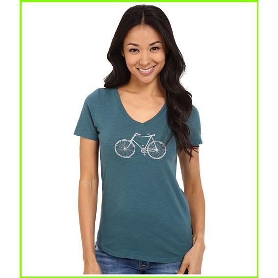 大切な United By Blue By Vintage Shirts Bicycle United By Blue Teal T Shirts WOMEN レディース Deep Teal, 安心安全な野菜クリーンリーフ信州:f8f16c87 --- theroofdoctorisin.com