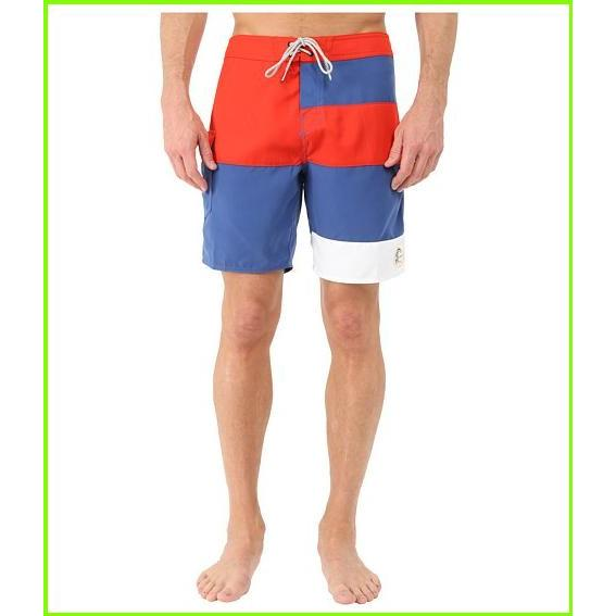 O'Neill Strand Boardshorts オニール Swimsuit Bottoms MEN メンズ Red Copper