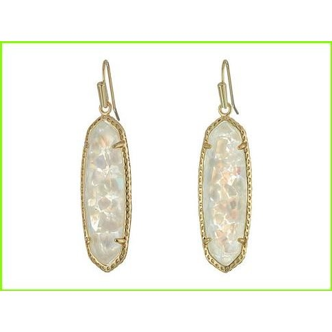 印象のデザイン Kendra Scott Scott Layla Earrings Kendra Earrings Scott Drop Earrings Earrings WOMEN レディース Gold/Crushed Ivory Mother-of-Pearl, VIPガリバーチェーン:d5f1c319 --- airmodconsu.dominiotemporario.com