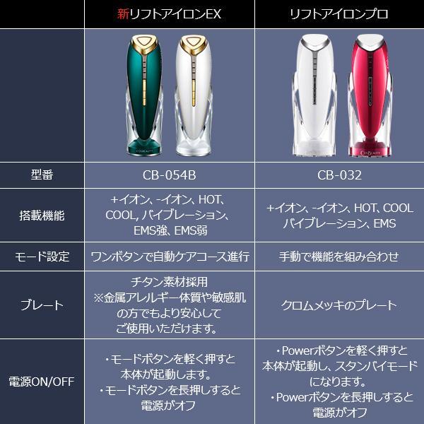 リフトアップ美顔器 リフトアイロンEX イオン導入 EMS リフトアップ 美顔器 ラッピング対応 1年保証 【hawks202110】 cosbeauty-japan 17