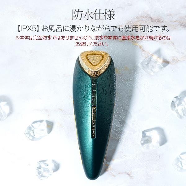 リフトアップ美顔器 リフトアイロンEX イオン導入 EMS リフトアップ 美顔器 ラッピング対応 1年保証 【hawks202110】 cosbeauty-japan 08