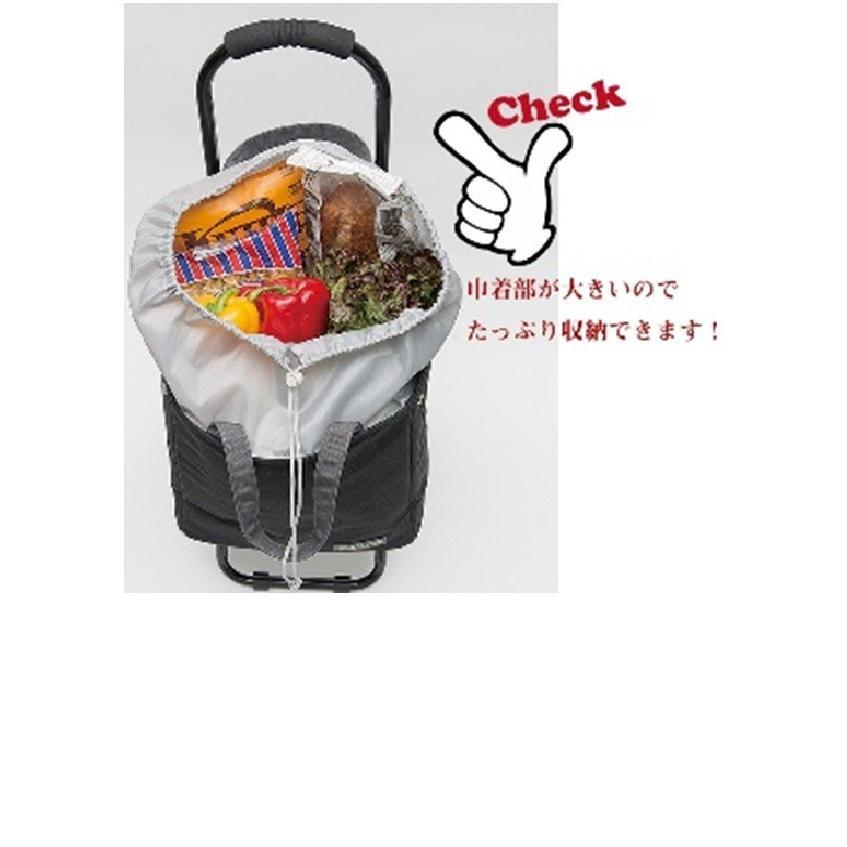 レップ COCORO(コ・コロ) ショッピングカート トート カートセット ベージュ/カーキ 464809|coserekuto|07