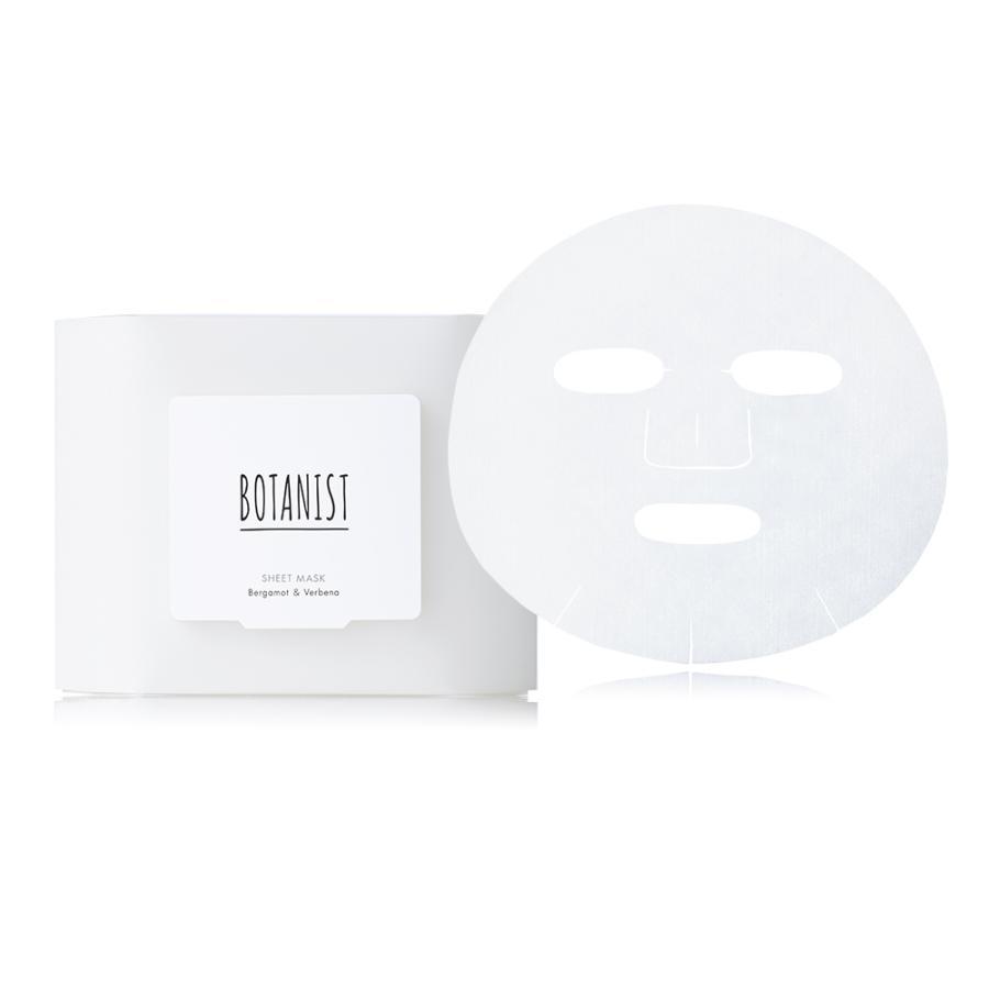 ボタニスト(BOTANIST) ボタニカルシートマスク 25枚入|cosme-village
