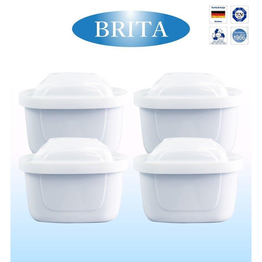 ブリタ カートリッジ マクストラ プラス 4個セット 簡易包装 BRITA MAXTRA PLUS 交換用フィルターカートリッジ cosme194 04