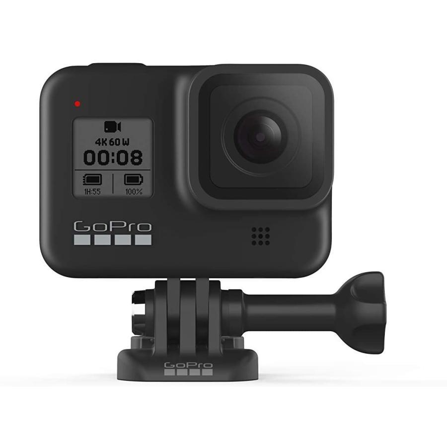 GoProHERO8 ブラックウェアラブルアクションカメラCHDHX-801-RW 【並行輸入品】|cosme194|02