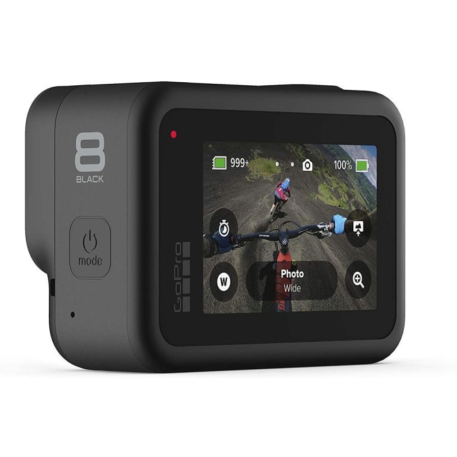 GoProHERO8 ブラックウェアラブルアクションカメラCHDHX-801-RW 【並行輸入品】|cosme194|04