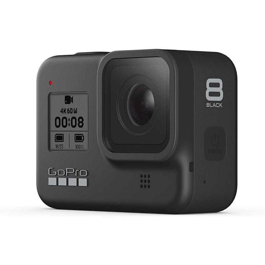 GoProHERO8ブラックGoPro Hero8ブラックウェアラブルアクションカメラCHDHX-801-FW (国内正規品)|cosme194|03