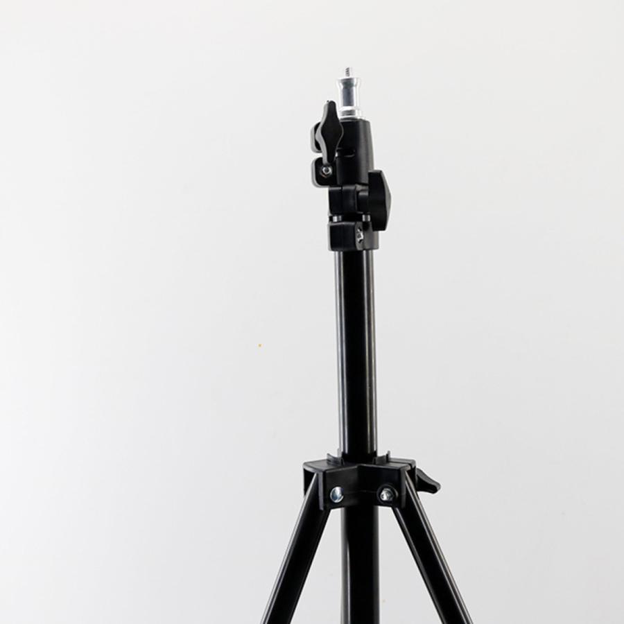 【送料無料】三脚 軽量 サーモグラフィ 体温検知カメラ コンパクト 自撮りスマホ カメラ ビデオカメラ デジカメ 用 サーモグラフ ネジロック 3段階伸縮 cosmebank 15