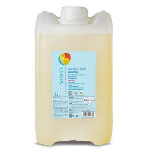 SONETT(ソネット) ナチュラルウォッシュリキッドセンシティブ (洗濯用液体洗剤) 洗剤
