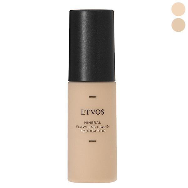 エトヴォス ETVOS ミネラル フローレス リキッドファンデーション SPF15/PA++ 30g|cosmeland-hyper
