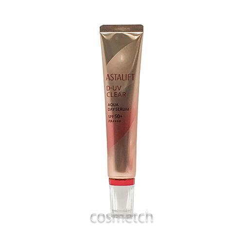 【1点までメール便選択可】アスタリフト・D-UVクリア アクアデイセラム 30g (美容液・日焼け止め化粧下地)|cosmetch