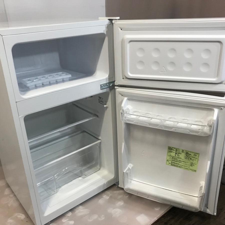 中古 85L 2ドア冷蔵庫 ハイアール コンパクト JR-N85A 2015年製 直冷式 高年式 cosmo-space 04
