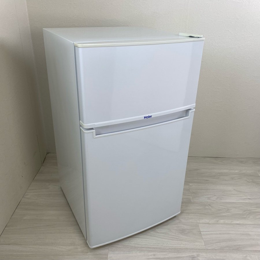 中古 2ドア冷蔵庫 ハイアール 85L JR-N85A 2014年〜2017年製造 コンパクト 直冷式 おまかせセレクト|cosmo-space|02