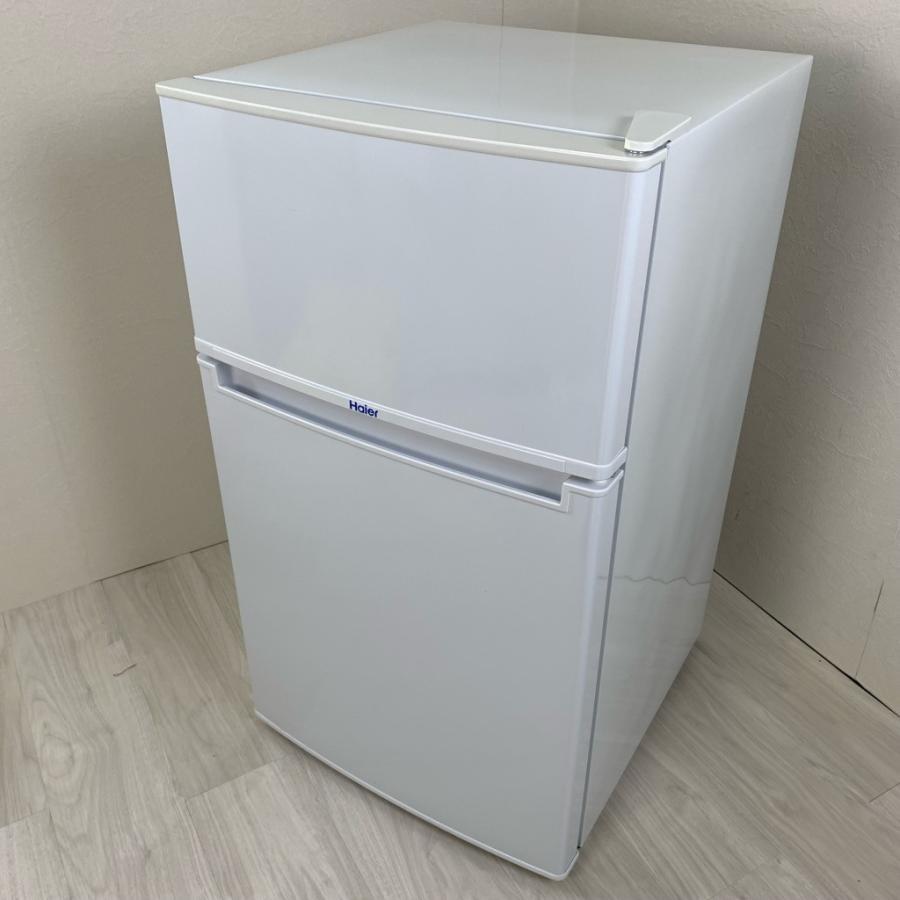中古 2ドア冷蔵庫 ハイアール 85L JR-N85A 2014年〜2017年製造 コンパクト 直冷式 おまかせセレクト|cosmo-space|03