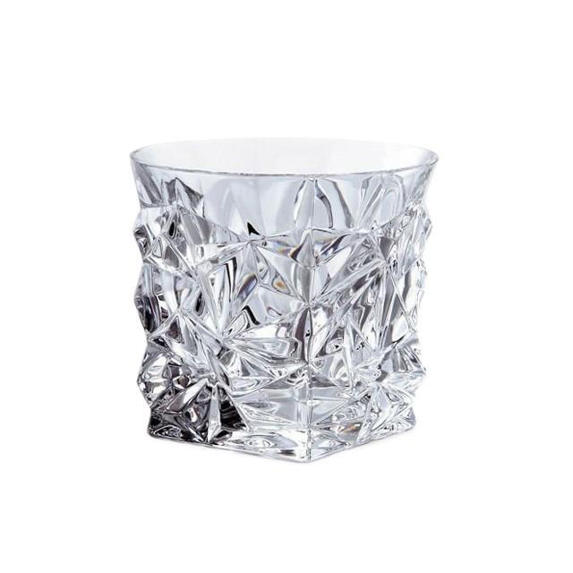 ボヘミアクリスタル グラシア ロックグラス 350ml(化粧箱入)