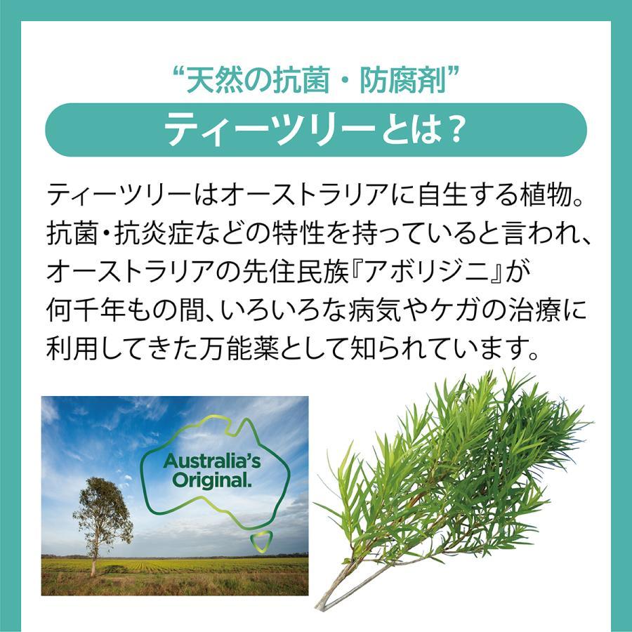 ティーツリー アンチファンガルソリューション10ml Thursday Plantation 爪 水虫 白癬 ケア ティーツリーオイル cosmo-welva 06