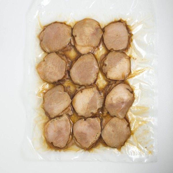 コスモフーズのロースチャーシュースライス500gパック|cosmofoods|02