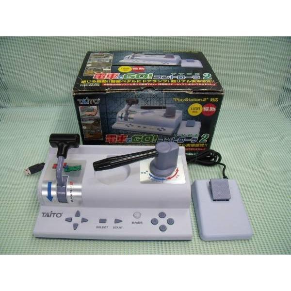 【上峰店・中古】PS2 電車でGO ! コントローラ タイプ type 2