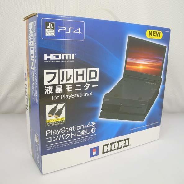 【PS4対応】フルHD 液晶モニター for PlayStation4 ホリ