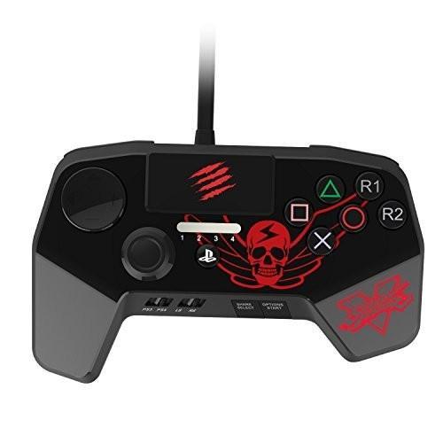 ストリートファイター V ファイトパッド PRO ブラック M.BISONデザイン (PlayStation3 / PlayStation4