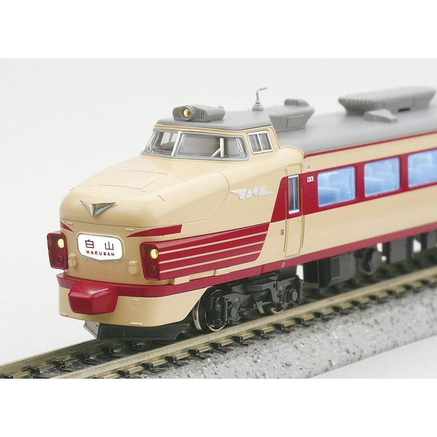 KATO Nゲージ 489系 白山・あさま 基本 5両セット 10-239 鉄道模型 電車