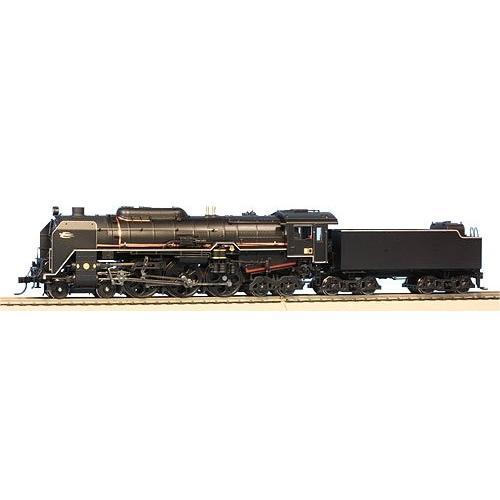 天賞堂 HOゲージ 71015 C62形蒸気機関車 2号機 東海道タイプ カンタム搭載