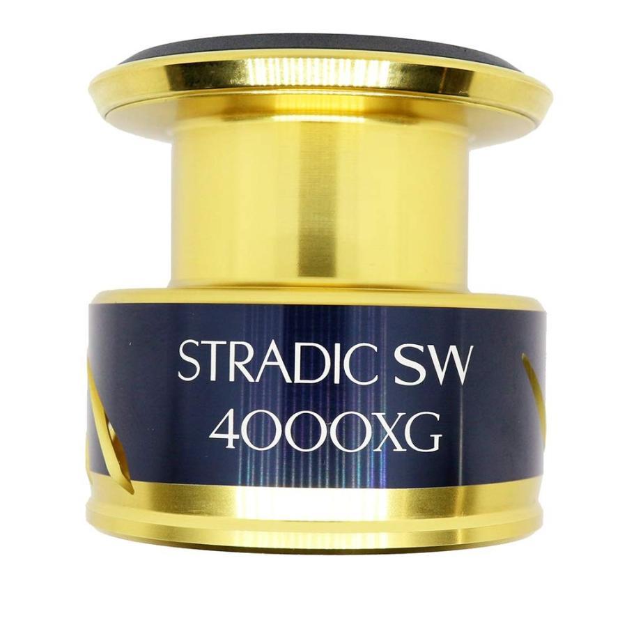 シマノ(SHIMANO) 純正パーツ 18 ストラディック SW 4000XG スプール組 03895-201