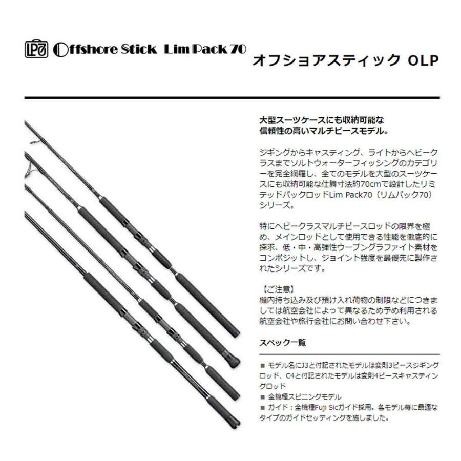 スミス(SMITH LTD) オフショアスティック OLP-S76XH/C4