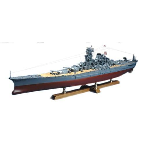 ウッディジョー 1/250 戦艦 大和 木製模型 組立キット