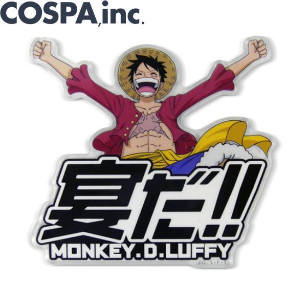 アニメ ONE PIECE ワンピース グッズ ルフィ アクリルマグネット COSPA 公式|cospallcam