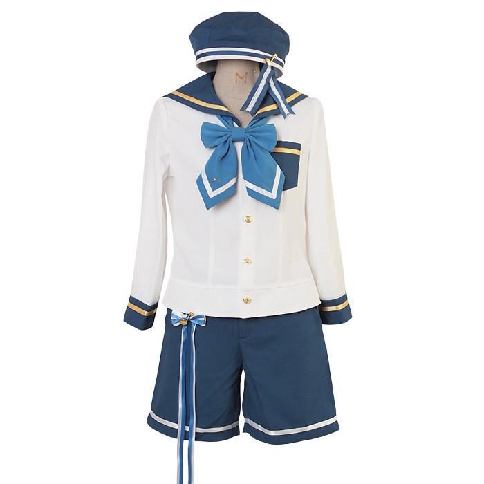 コスプレ コスチューム一式 4点セット 制服 男子 ハロウィン 衣装 costume998