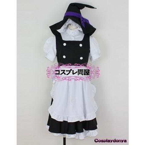 東方project(とうほうプロジェクト) 霧雨魔理沙 01 コスプレ衣装