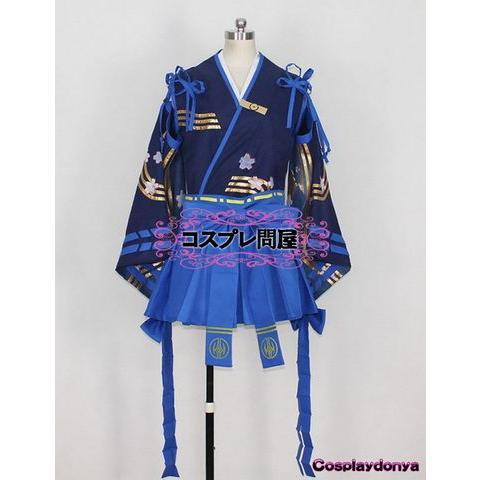 ファンタシースターオンライン2(PSO2) ハフリマイヒメ夜 コスプレ衣装