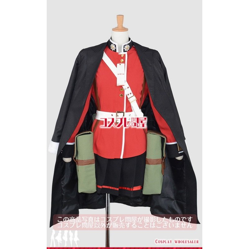 Fate/Grand Order(フェイトグランドオーダー・FGO・Fate go) ナイチンゲール 第三段階 コスプレ衣装 [1353A]