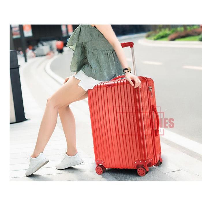 【即納】カジュアル スーツケース 軽量 中型 キャリーバッグ キャリーケース 旅行かばん 春休み 夏休み 帰省 海外 国内 ファスナー ジッパー TSAロックBIU|cosplayshop|10