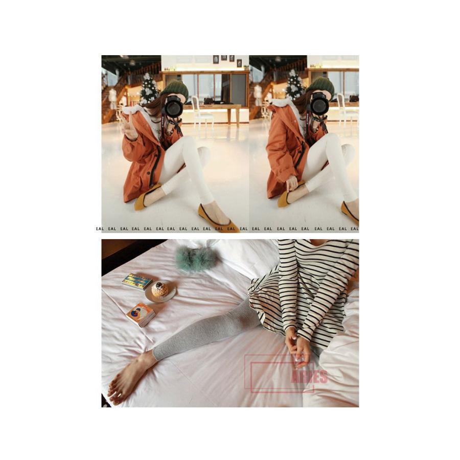 5色バリエーション レディース レギンス マタニティ リブレギンス スパッツ ストレッチ 妊婦 ズボン 保暖 マタニティファッション  ウエスト調節BIU|cosplayshop|07