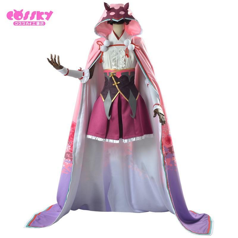 Fate/Grand Order 刑部姫 コスプレ 刑部姫 コスプレ 衣装 FGO コスプレ ...