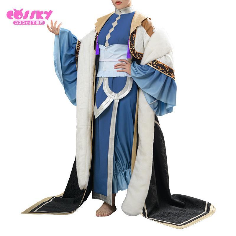 Fate/Grand Order コスプレ 司馬懿〔ライネス〕 霊基再臨第三段階 コスプレ 衣装 FGO コスプレ