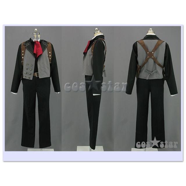 BioShock Infiniteバイオショック インフィニット ブッカー・デュイット風 コスプレ コスプレ衣装 コスチューム衣装 新品