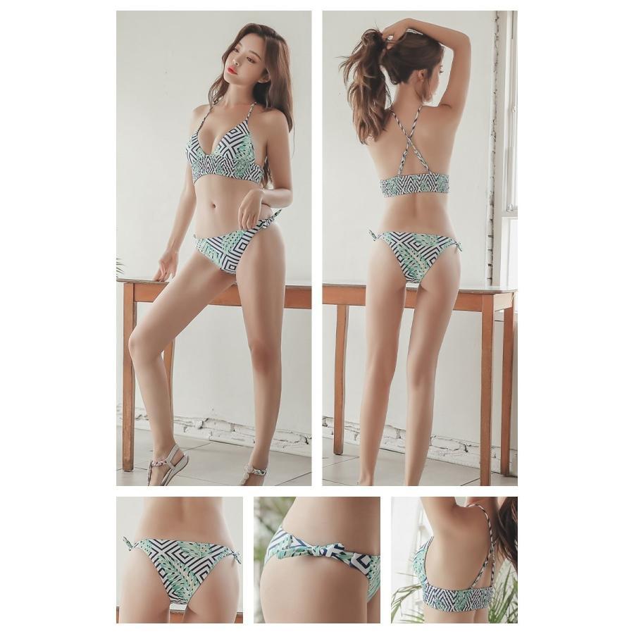 水着 レディース ビキニ bikini 上下 2点セット ブラジリアンビキニ ブラジリアン ショーツ リバーシブル cotaron-shop 13