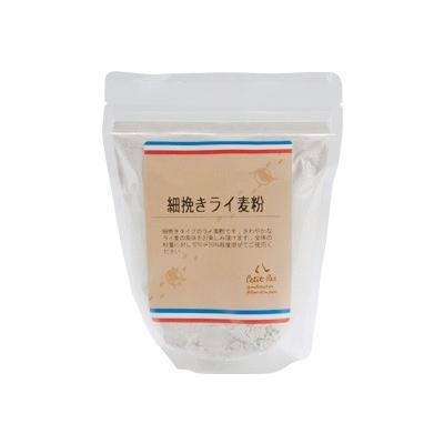 ネコポス対応 送料無料 トレンド 細挽きライ麦粉 正規品スーパーSALE×店内全品キャンペーン P 250g
