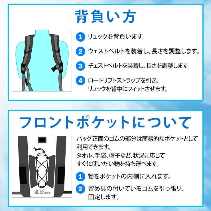 防水バッグ 防水 リュック メンズ 完全防水 大容量 40L リュックサック 防災リュック courage 15