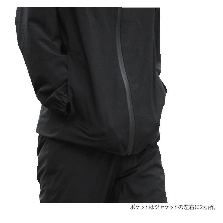 レインコート メンズ レディース 上下セット 自転車 防水 レインウェア レインスーツ 雨具 カッパ|courage|14