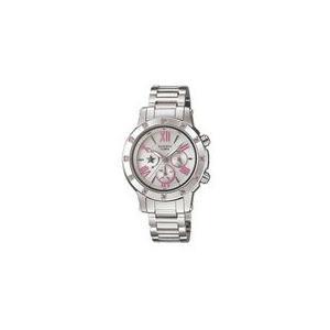 【18%OFF】 腕時計 レディース CASIO カシオ 腕時計 SHEEN シーン SHN-7504D-7AJF ソーラー腕時計, イームズチェア 93909984