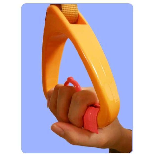 つり革グリップだけじゃない守っ手 MAMOTTE ボタンも押せる、ドアも開けられる、鍵も回せる 非接触アイテム つり革カバー|courserope|02