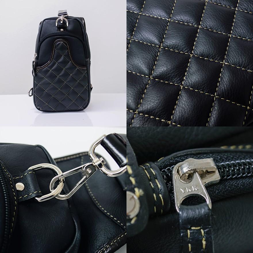 ボディバッグ メンズ 本革 ブラック キルティング オイルレザー B5サイズボディバッグ レザー オイルシュリンク レザー プレゼント ギフト|cowbell|05