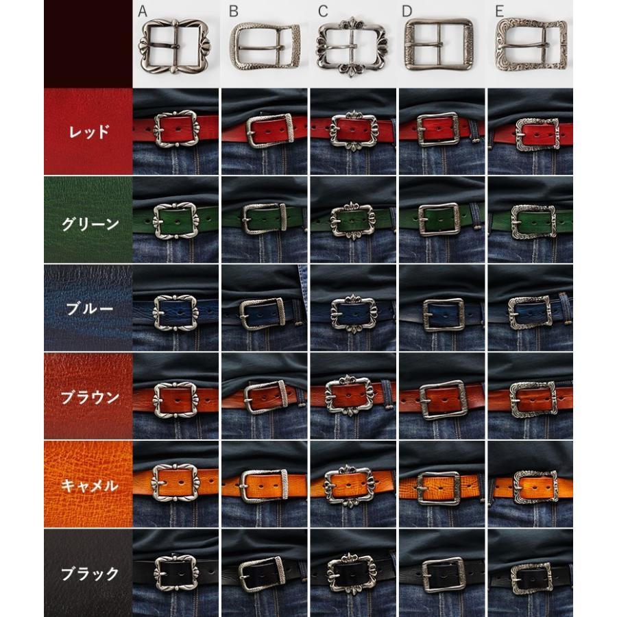 選べる30パターン ベルト メンズ 本革  オイルレザー 合金 牛革 本革 Deep Zone 男性 誕生日プレゼント 彼氏 就職 祝い カジュアル プレゼント ギフト|cowbell|03
