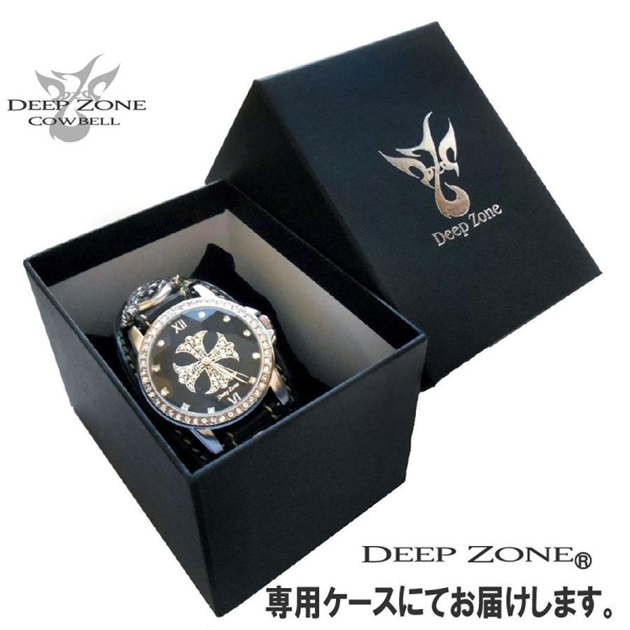 腕時計 メンズ カジュアル ビジネス ブラス チェーンクリップ ブレスレット ジルコニアクロス文字盤 ウォッチ B001 プレゼント ギフト cowbell 05